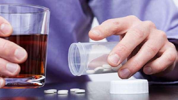 Можно ли принимать феназепам с алкоголем