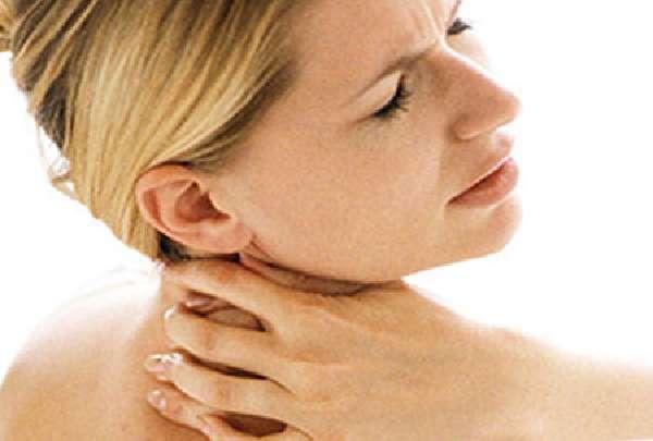 Теменная боль, как симптом шейного остеохондроза