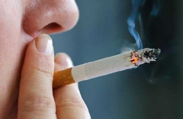 Курение перед сном