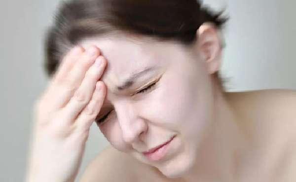 Головная боль в лобной части: причины, диагностика, лечение. Сильные боли в лобной части головы