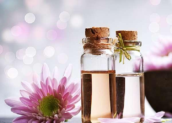 Вдыхание ароматических масел