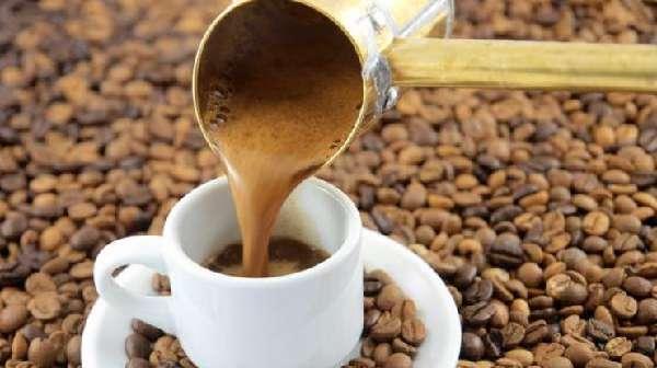 кофе наливать из турки