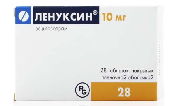 Ленуксин® (Lenuxin®) - инструкция по применению, состав, аналоги препарата, дозировки, побочные действия