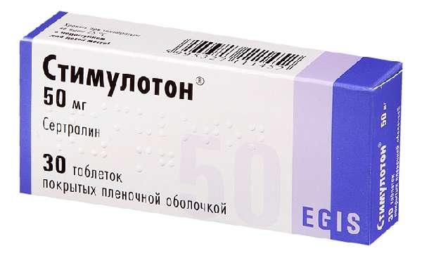 Антидепрессант «Стимулотон» предназначен для борьбы с депрессивными расстройствами, паническими атаками, последствиями эмоционального шока или стресса