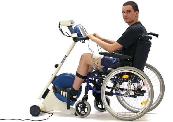 Тренажер Мотомед после инсульта