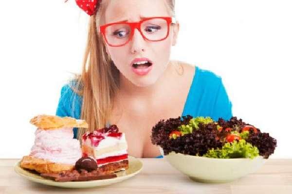 Выбор пищи