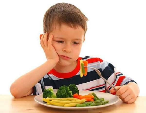 Нарушение аппетита у детей