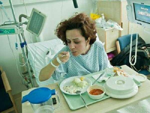 Питание больного