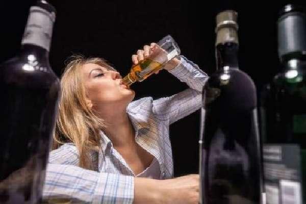 Алкоголь для женщин