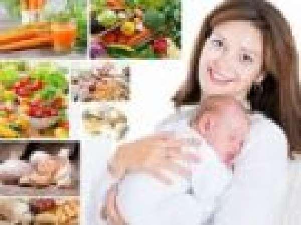 Питание для профилактики запоров после родов