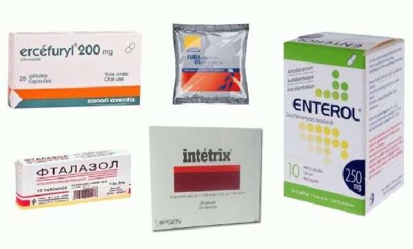 Препараты для лечения стафилококковой инфекции