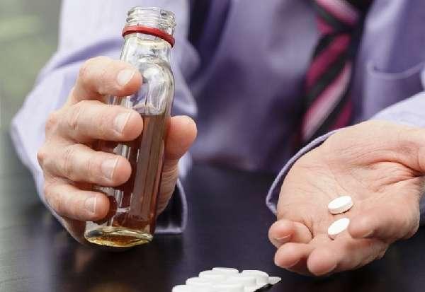 Аспирин и алкоголь