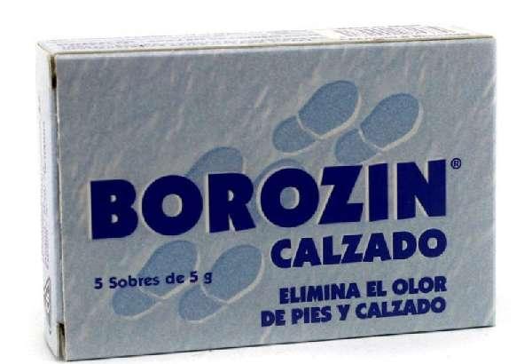 Порошок Борозин