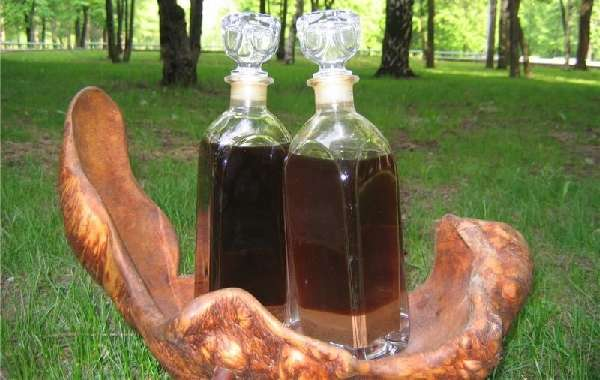 Бутылки с бобровой струей