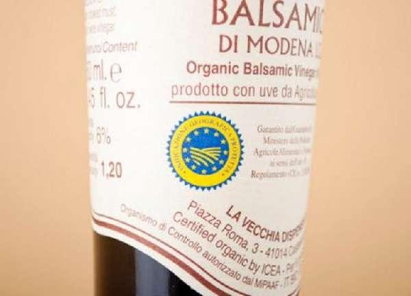 Эмблема Certified organic by ICEA