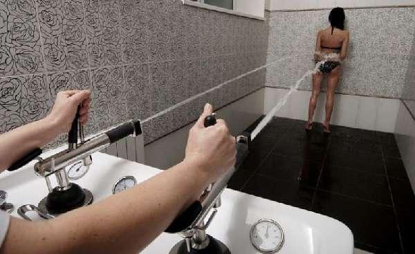 Лечебный душ