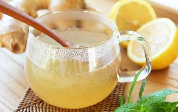 Лимонно-медовое лекарство