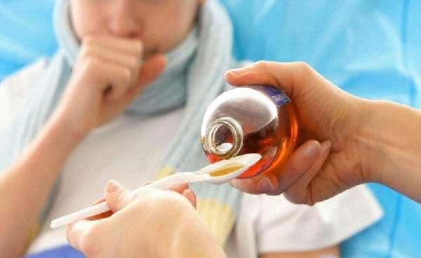 Отхаркивающее средство от кашля