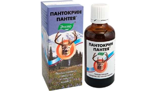 Препарат Пантокрин