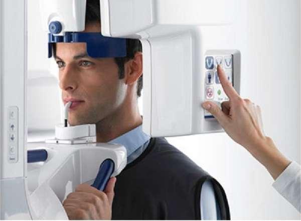Рентген челюсти