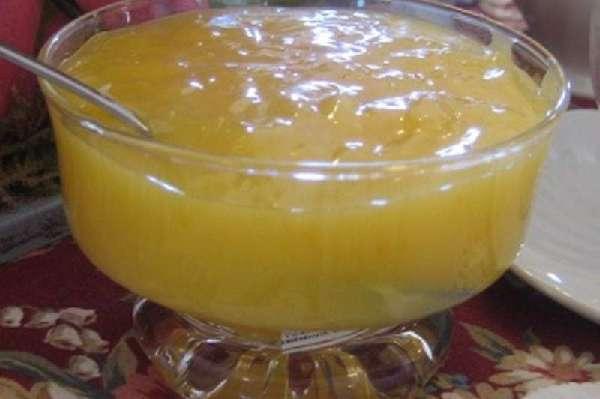 Сироп с медом, лимоном и глицерином