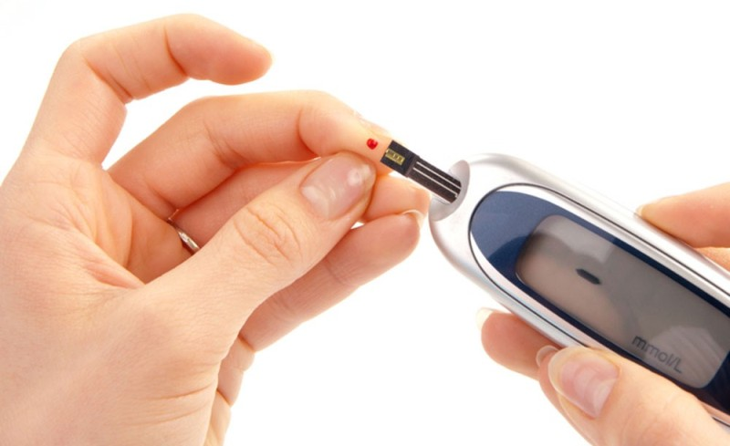 Замер уровня сахара в крови