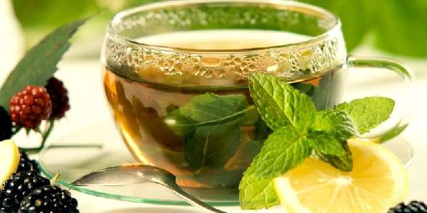 Чай с мелисой