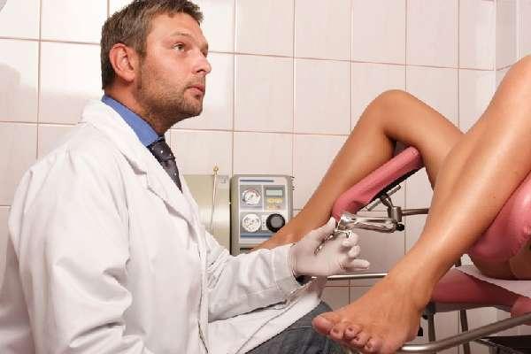 обращение к гинекологу