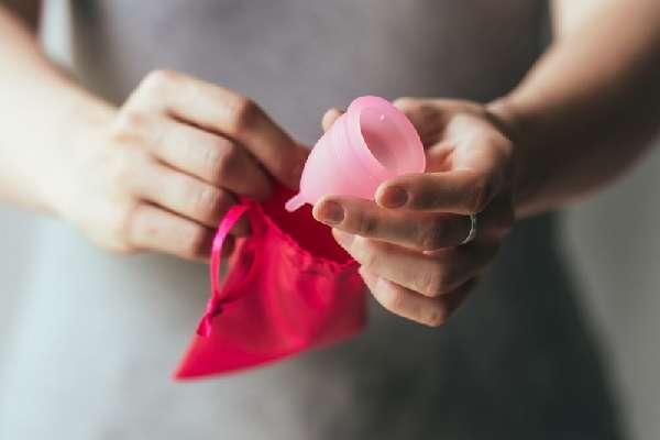 мешочек для менструальной чашечки