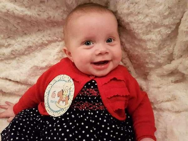 Ребёнок в 6 месяцев