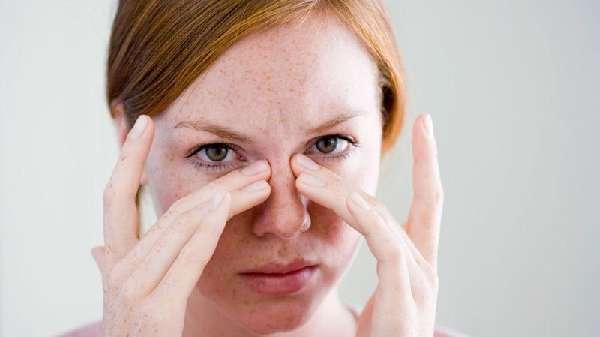 Заложенный нос без насморка