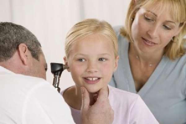 Терапиязаболеваний уха у детей