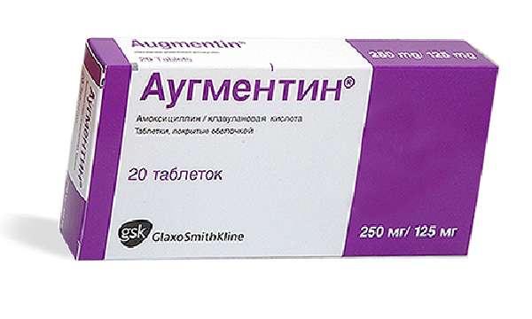 Терапия синусита антибиотиками