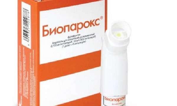 Биопарокс для лечения гайморита