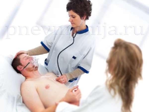 Причины развития послеоперационной пневмонии