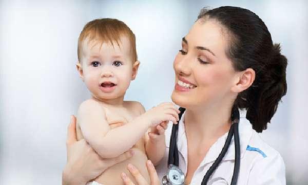 Допустимо ли воздействовать на акупунктурные точки ребенка во время насморка?