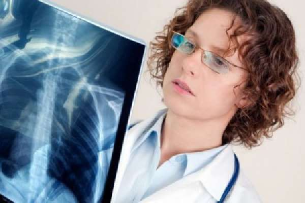 Диагностика односторонней пневмонии