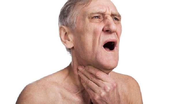 Проблема удушья при аллергии