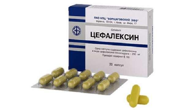 Когда назначают антибиотики? фото