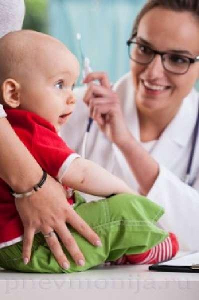 Особенности патологииу 3 месячного ребенка