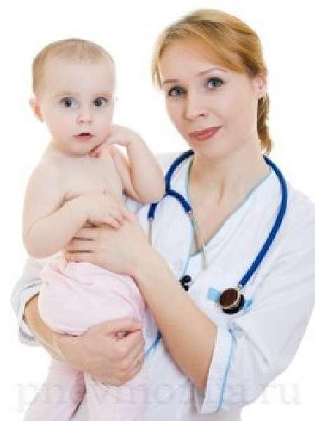 Клиническая картинау детей раннего возраста (1-3 лет)