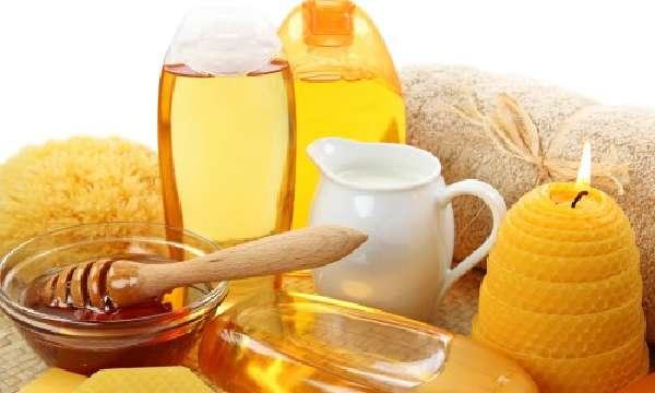 Польза меда при ангине