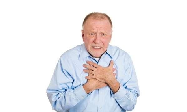 Одышка - симптом пневмокониоза