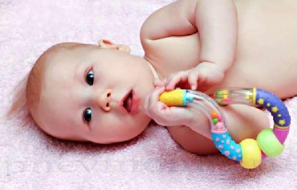Общие проявления болезниу детей до года