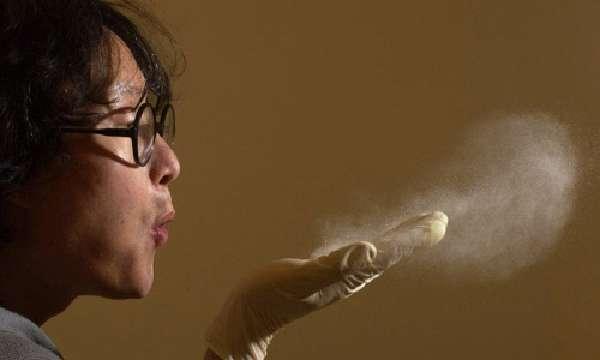 Пыль - переносчик туберкулеза