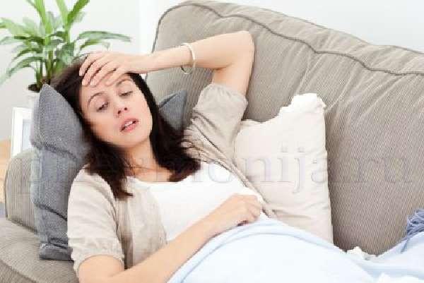 Симптомыэозинофилии легких