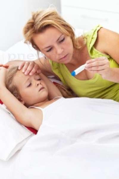 Особенности течения болезниу детей