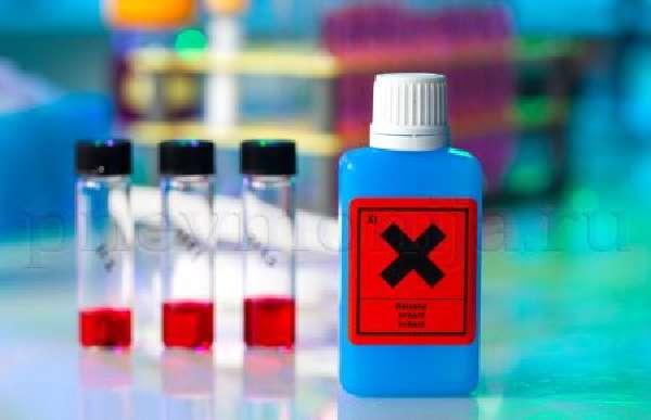 токсическую пневмонию вызывают вредные химические вещества