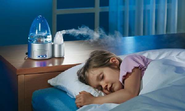 Увлажнение воздуха для предотвращения приступов астмы
