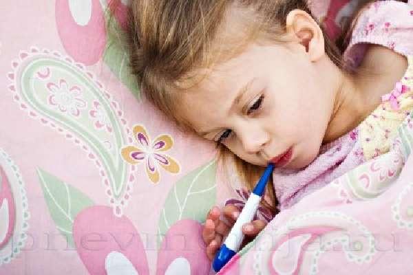 Классификация у детей по возбудителю